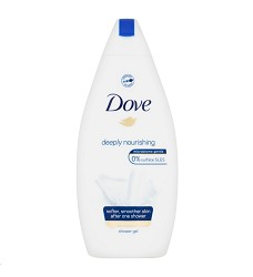 DOVE sprchový gel GO FRESH 250ml/6 Blue fig/orange blossom