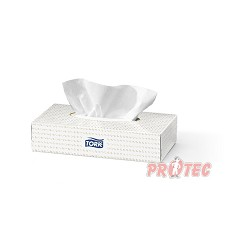 TORK 140280 Premium fascial tissue - ubrousky kapesníčky 2 vrstvé  (1bal-100ks)F1