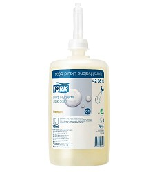 TORK 420810 premium tekuté mýdlo 1 l Extra hygienické HD /6 ks v kartonu/ S1
