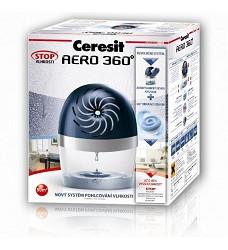 Ceresit AERO 360 proti vlhkosti strojek + tableta