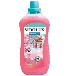 SIDOLUX 1l/12 univerzální prostředek na mytí Japanese cherry