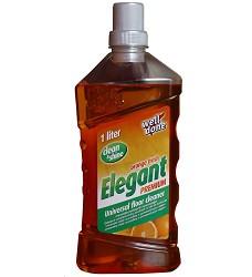 WELL DONE Elegant univerzální čistič na mytí podlah s pomerančovým olejem 1l