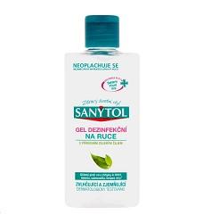 SANYTOL dezinfekční gel rukou Sensitive 75ml