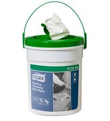TORK 190594 Premium vlhčené ubrousky na povrchy (cena je za jeden kbelík) karton= 4 ks