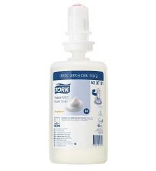 TORK 520701 Tork Premium pěnové mýdlo 1l extra jemné = 2500 dávek S4
