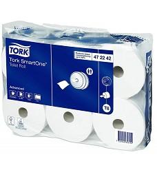 TORK 472242 SmartOne toaletní papír délka 207m pruměr 19,9cm  systém T8