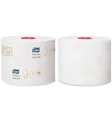 TORK 127510 Premium Extra Soft  toaletní papír role  karton 27 ks T6 3 vrstvy