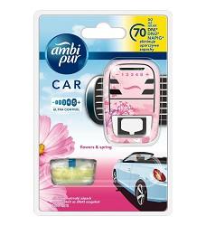 AMBI PUR auto strojek+ náplň 7ml FLOWERS SPRING