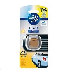 AMBI Pur Car Jaguar osvěžovač vzduchu do auta Anti-tobacco 2ml