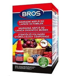 BROS náhradní náplň do lapače octomilek 30 ml
