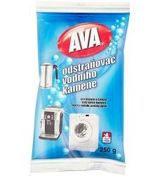 AVA odstraňovač vodního kamene 250g- pračky,myčky konvice