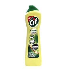 CIF 720g/500ml /8 tekutý písek žlutý Lemon