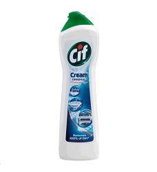 CIF 720g/500ml /8 tekutý písek bílý Original