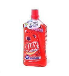 AJAX 1l/12 Wild flower,polní květy - červený univerzální mycí prostředek
