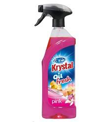 KRYSTAL osvěžovač olejový  růžový 750ml/18