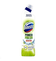 DOMESTOS čistič WC gel LIME FRESH 700ml /12