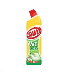 SAVO WC čistič 750ml /12 Louka