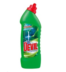 Dr.DEVIL WC čistič  750ml /16 NATUR FRESH 8907