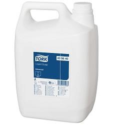 TORK 409840 univerzální mýdlo 5l jemná parfemace: zanechává ruce čisté a svěží