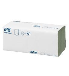 TORK 290135 ručníky papírové ZZ zelené 4000ks 1vrtsva