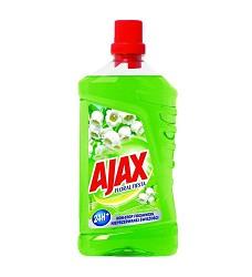 AJAX 1l/12 Spring flower, konvalinka -  zelený univerzální mycí prostředek