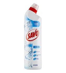 SAVO WC čistič 750ml /12 Oceán