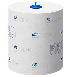 TORK 290067 Advanced papírové ručníky bílé na roli do MATIC BOX 150m (cena za 6rolí)
