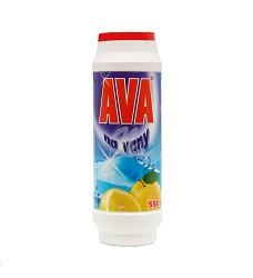 AVA čistící písek 550g /12 na vany