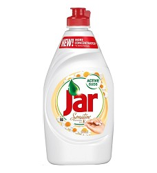 JAR 450 ml /21 ks CHAMOMILE sensitive prostředek na ruční mytí nádobí