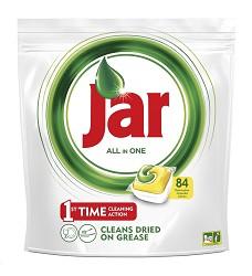 JAR PLATINUM Profesional All in 1 kapsle do myčky 84 kusů 1252g