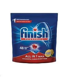 Finish Allin1 Max Tablety do myčky 48ks lemon , classic