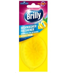 GlanzMeister osvěžovač do myčky - Lemon 1ks