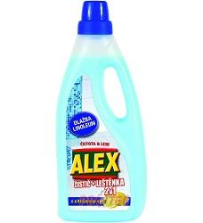 ALEX  leštěnka a čistič 2v1 na lino a dlažbu 750ml