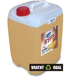 KRYSTAL koncentrát na podlahy 20l s alfa alkoholem včetně kanystru 100Kč