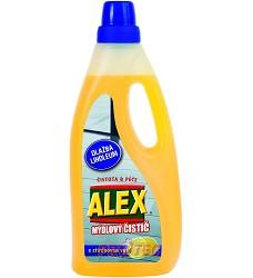 ALEX  mýdlový čistič na dlažby a  linoleum 750ml citrus