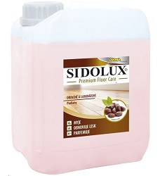 SIDOLUX 5l prostředek na mytí dřevěné a laminátové podlahy Jojobový olej