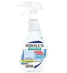 SIDOLUX ANTIPÁRA čistící prostředek na okna 500ml/10 s rozprašovačem