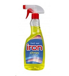 Iron 750ml/6 čistící prostředek na sklo s rozprašovačem