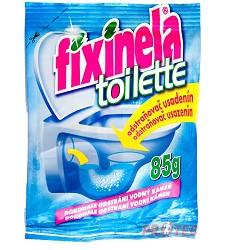 Fixinela  toilette 85g /20 odstraňovač usazenin ve WC míse