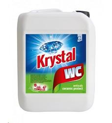 KRYSTAL 5l kyselý čistící prostředek na WC zelený