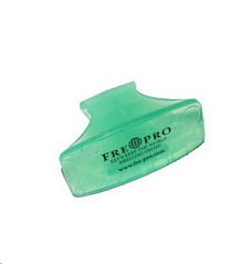 Bowl Clip - vonná závěska pro dámská WC - cucumber melon/zelená 12ks/karton FRE-PRO