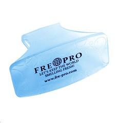 Bowl Clip - vonná závěska pro dámská WC - cotton blossom/sv.modrá 12ks/karton FRE-PRO
