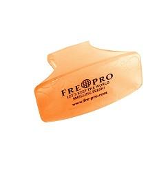 Bowl Clip - vonná závěska pro dámská WC - mango/oranžová 12ks/karton FRE-PRO