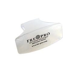Bowl Clip - vonná závěska pro dámská WC - honeysuckle/čirá 12ks/karton FRE-PRO