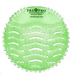 FRE-PRO WAVE vonné sítko do pisoáru -  Cucumber Melon/zelená