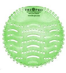 FRE-PRO WAVE 2.0  vonné sítko do pisoáru  Cucumber/zelené(2ks)  s připomínačem výměny