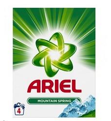 ARIEL prací prášek 300g=4 dávky MOUNTAIN SPRING