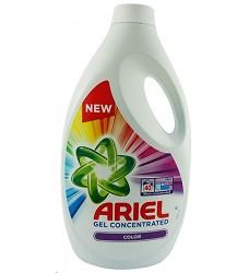 Ariel tekutý prací gel 2200 ml = 40 dávek Color