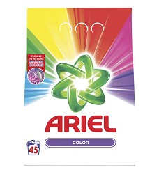 ARIEL prací prášek 3,6kg COLOR 48 pracích dávek Lenor Fresh
