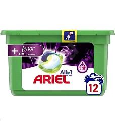 ARIEL gelové kapsle tříkomorové 14kusů TOUCH OF LENOR